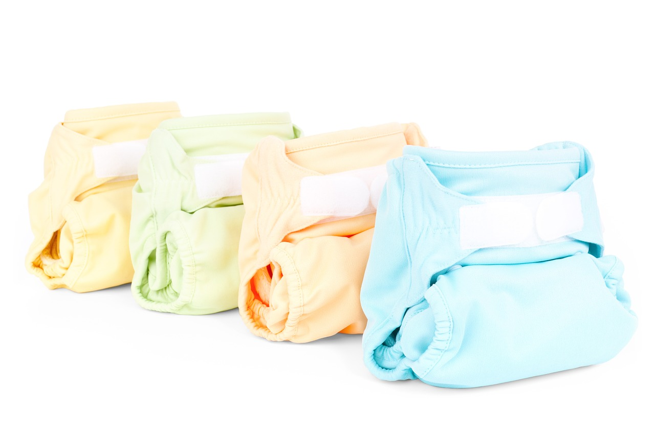 Why Use Cloth Diapers?