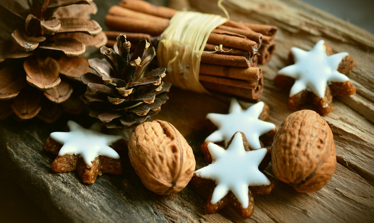 Recipe for Natural Holiday Potpourri