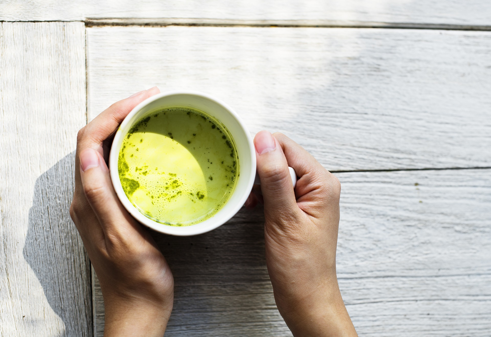 Get to Know Matcha Green Tea